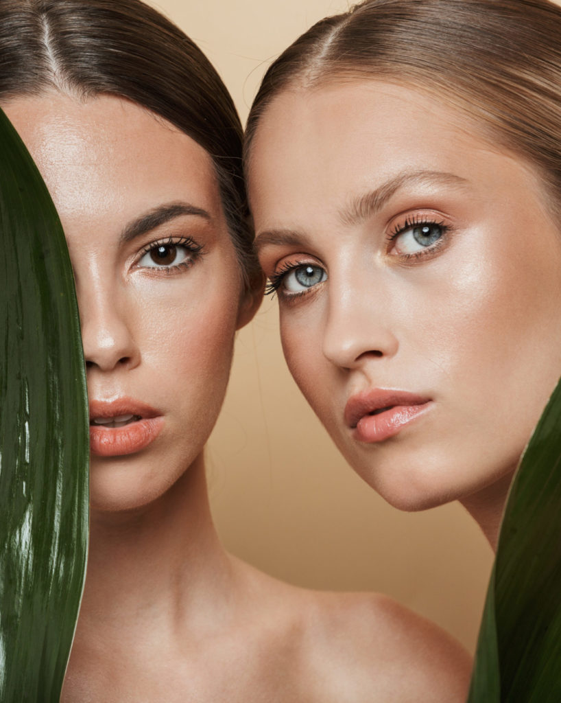 combination skin numelab switzerland woman