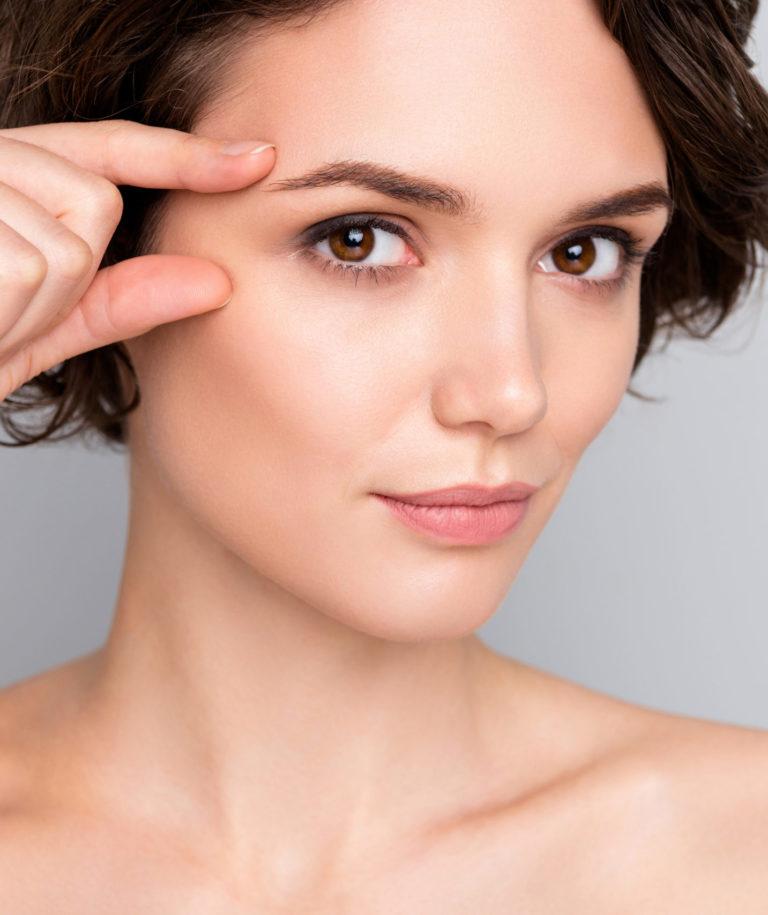 eye bag puffiness woman numelab skincare