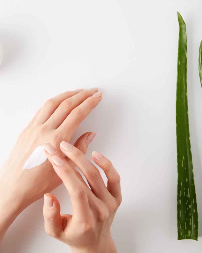 hand rejuvanation numelab skincare hands cream