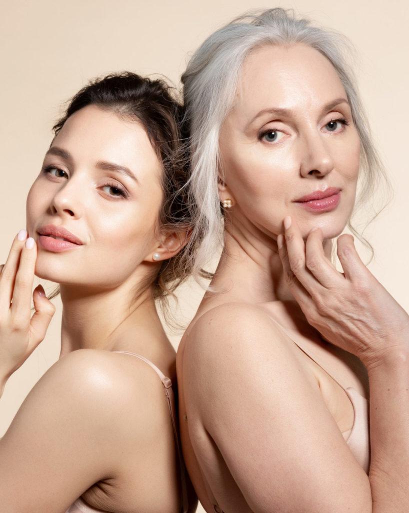 sensitive skin woman numelab switzerland