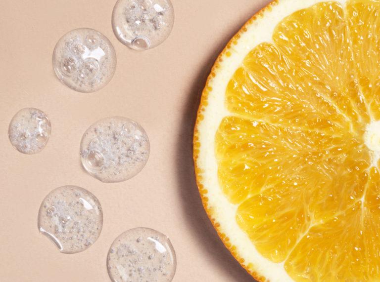 Vitamin C Skincare brand NUMELAB switzerland