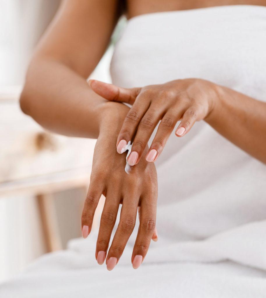 hand rejuvanation numelab skincare hands