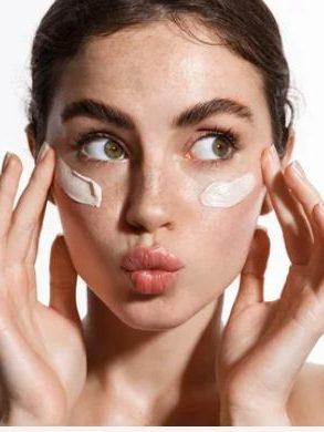 smoothing skincare woman numelab switzerland