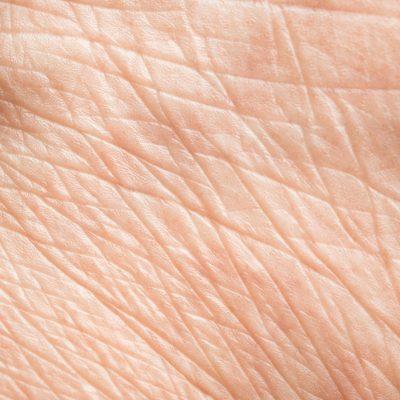 Aging skin woman numelab texture